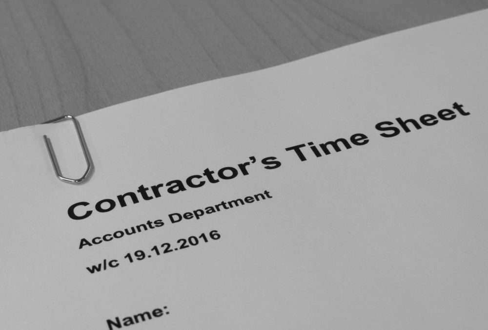 How To Pay Contractors